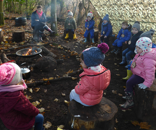 The Spinney Day Forest School