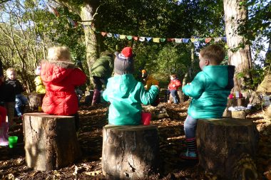 Forest-School- The Spinney Hoole