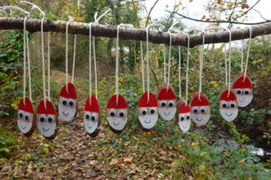 The-Spinney-Hoole-Pre-School-&-the-Cheeky-Elf!