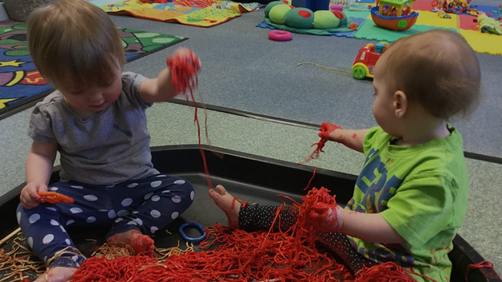 The Benefits of Messy Play for Babies