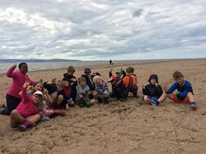 The Spinney Holiday Club Trip to the Beach