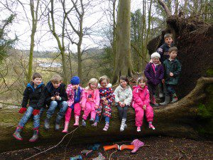 The Spinney Holiday Club Forest Session